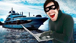 NO ES TAN SIMPLE ASALTAR UN YATE DE LUJO | Sneak Thief