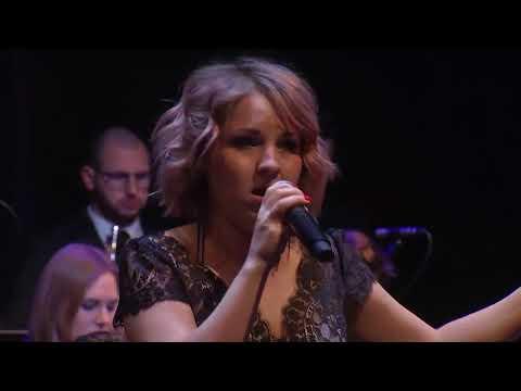 Kristine Praulina & Latvian Radio Big Band - Sahara (Sahāra) (Live @ The Kennedy Center Washington)