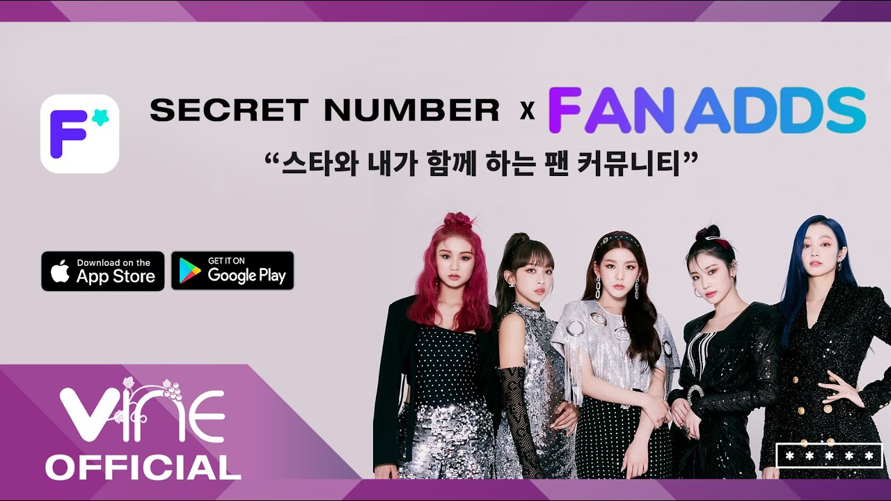 SECRET NUMBER with FANADDS