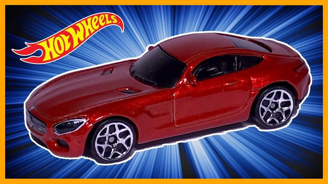 Mercedes amg gt track test review hot wheels youtube for Hot wheels mercedes benz