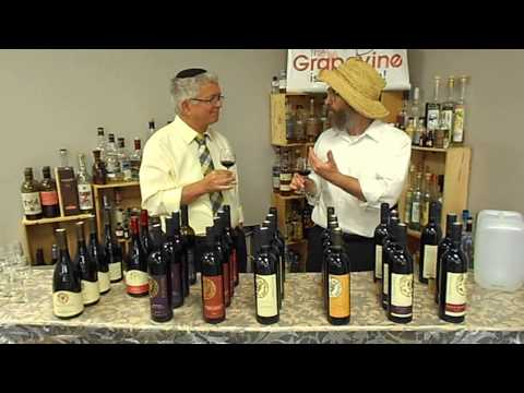 The Kosher Wine Review #312 Ramot Naftali Petite Verdot