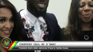 Courtesy Call by D Banj