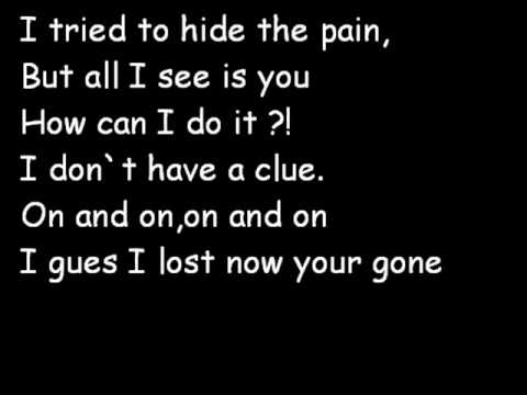Akcent-Stay with me (Lyrics)