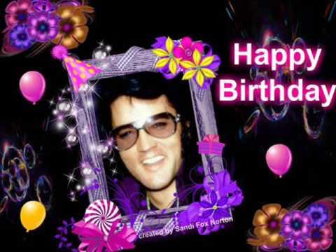 Elvis Presley Birthday tribute 8 january 2017 - YouTube