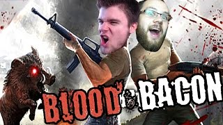 Blood & Bacon [#1] - APOKALIPSA ŚWIŃ! (With: Admiros) #Bladii #Po polsku