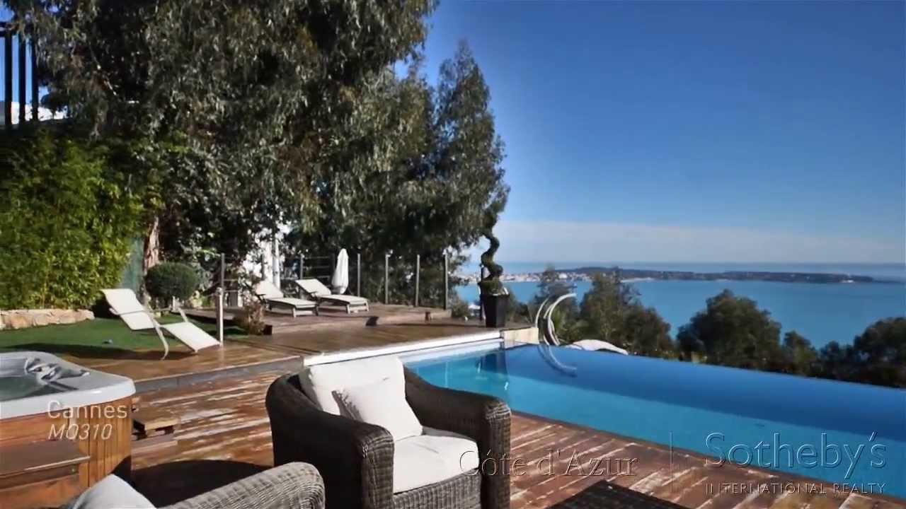Cannes Luxury Villas For Sale