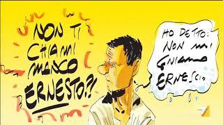 Propaganda Live - cartoon von Makkox - ehrlichkeit sein, Ernesto