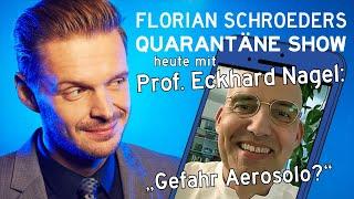"""Die Corona-Quarantäne-Show vom 06.05.2020 mit Florian & Eckhard – """"Gefahr Aerosole?"""""""