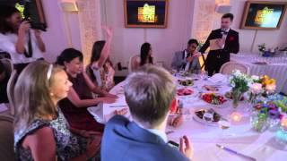 Свадьба Нади и Максима 27.09.14 (Никита Макаров - телеведущий, ведущий мероприятий)
