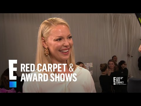 Katherine Heigl's Mom Helped Get Her  Suits  Role | E! Live from the Red Carpet