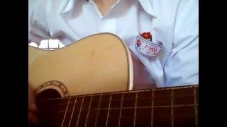 Chúc vợ ngủ ngon guitar .^^! tặng vợ tương lai