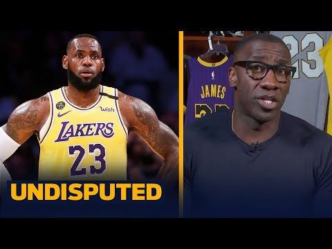 Shannon agrees with Kendrick Perkins about the media judging LeBron too harshly   NBA   UNDISPUTED