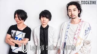 UNISON SQUARE GARDEN http://unison-s-g.com 斎藤宏介 Vo.&Gt. 田淵智...