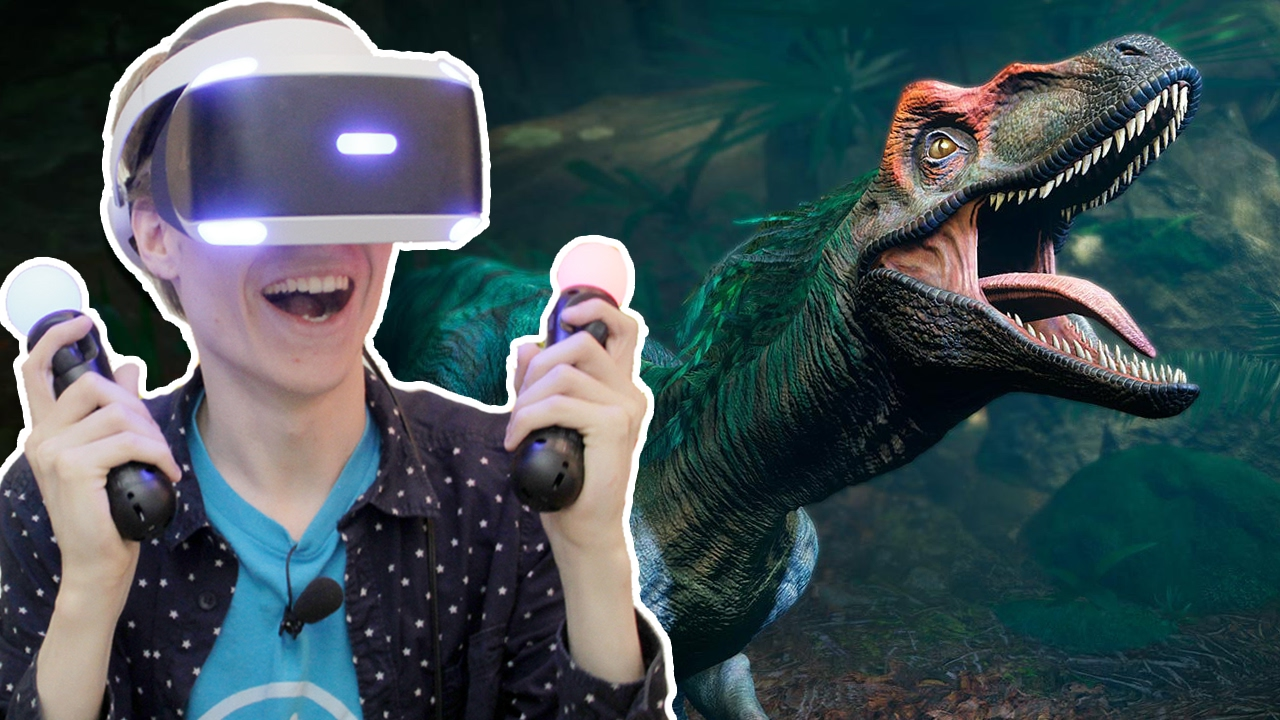 HUNGRY RAPTORS IN THE JUNGLE! | Robinson: The Journey (PSVR Gameplay) #3