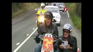История игрушек Джеймса Мэя: Дневник мотоциклиста