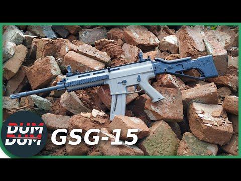 GSG-15 Opis Puške (plus Iznenađenje)