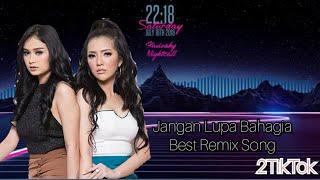 2TikTok - Jangan Lupa Bahagia Full Bass Remix Song l The Best Song Of 2TikTok l Indonesia Best Song