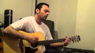 Outside / Staind / Aaron Lewis / Cover / J Gramza / Lyrics Below / Acoustic
