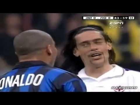 Ronaldo vs Batistuta  Inter Milan vs Fiorentina 1999