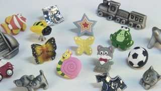 Kids Drawer Knobs For Bedroom Furniture!