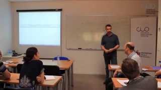 """Conferencia: """"Conjuntos convexos compactos que admiten una función estrictamente convexa"""""""