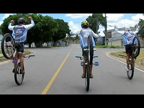1º Encontro de Wheeling Bike em Simões Filho - Bahia