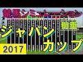 2017  ジャパンカップ 競馬予想シミュレーション(稍重) by StarHorsePocket(SEG…