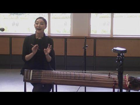 """Understanding the Geomungo"" - Kyoungsun Cho, [2] OREGON BACH Festival, SINAKHOE"