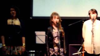 Basement Jaxx - Romeo: Dom Helson (Live) HD