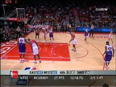 NBA All-Star Game 2006 Houston (Montes y Daimiel) -3