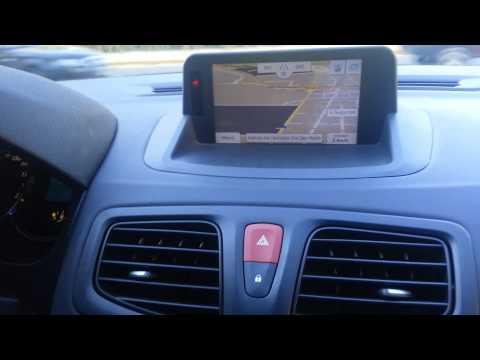 Stereo Multifunción All In One Instalado En Renault Fluence