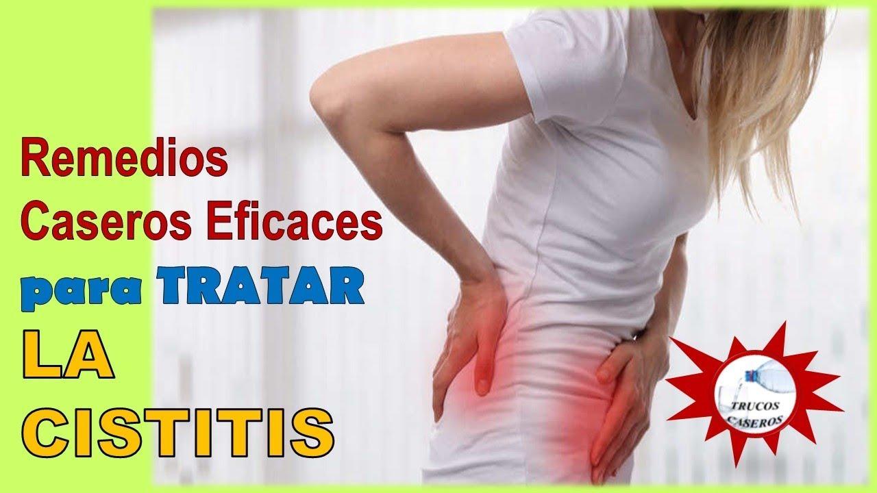 Remedios Caseros Eficaces para TRATAR LA CISTITIS