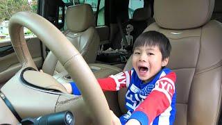 Skeleton in Car Help buried ガイコツを助けろ! おゆうぎ こうくんねみちゃん thumbnail