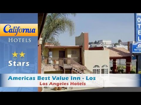 Americas Best Value Inn - Hollywood, Los Angeles Hotels - California
