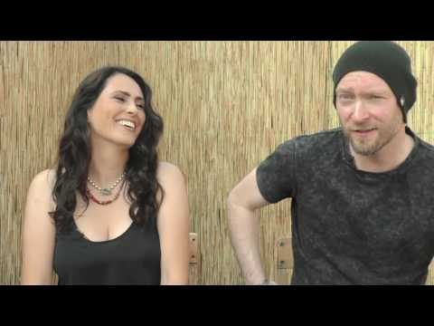 Within Temptation interview - Sharon en Ruud