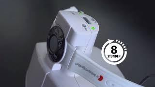 Produktvideo zu Bellman Visit 868 Armbandempfänger