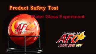 AFO Fireball extinguishers are the best bet to fight fire and avoid...