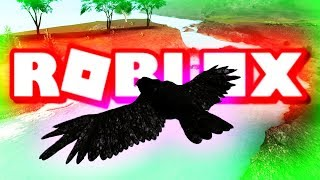 Roblox Wild Raven - Cenozoic Survival Roblox (Wild Animals Let's Play)