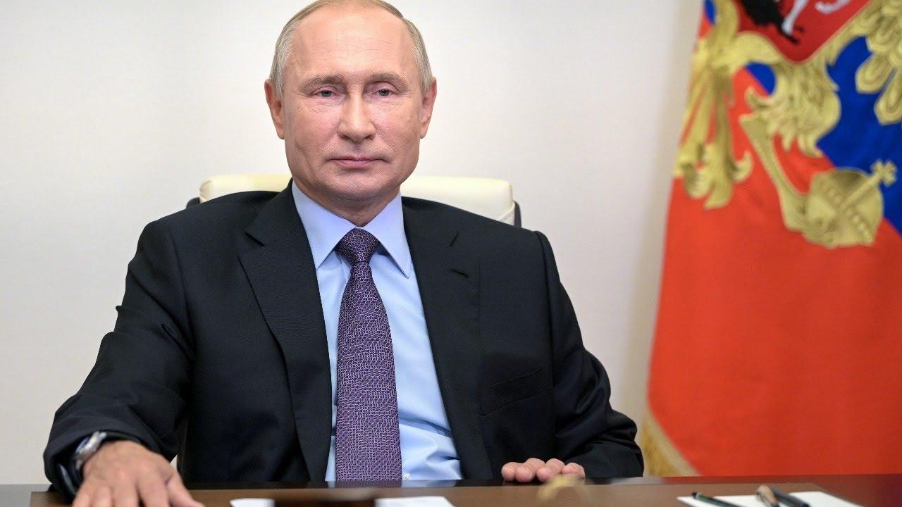 Встреча Владимира Путина с представителями общественных организаций инвалидов. Полное видео