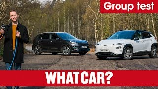 2020 Kia e-Niro vs Hyundai Kona Electric review - which is the best electric car? | What Car?