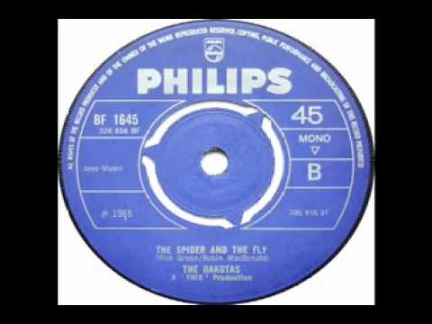 The Dakotas - The Spider And The Fly