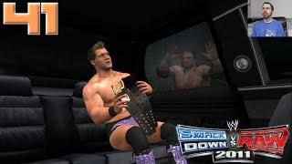 WWE SmackDown vs. Raw 2011: Road to WrestleMania #41