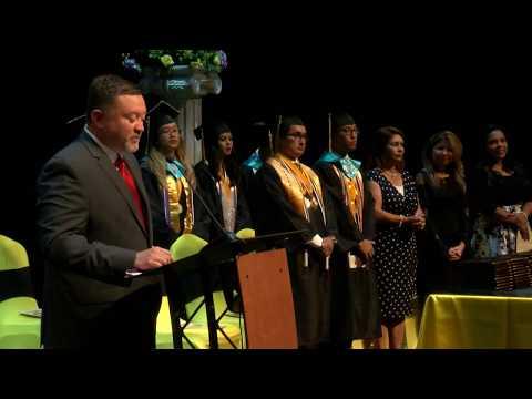 Achieve Early College High School Graduation 2018