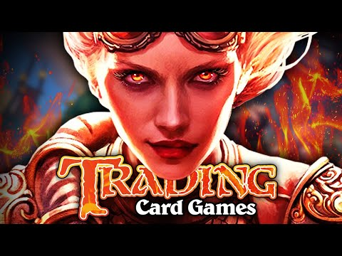 The History of Trading Card Games (Magic: The Gathering to Hearthstone)