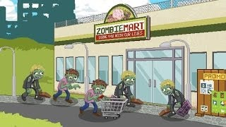 Halloween Free Game Tip - Zombie Mart