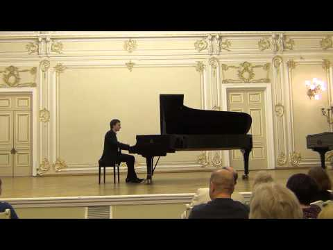 A. Maslov - №1 ''Ouverture miniature'' in Jazz from Tchaikovsky's ''The Nutcracker'' Suite