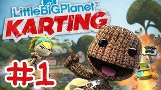LittleBigPlanet Karting - Episodio 1 | El Comienzo!