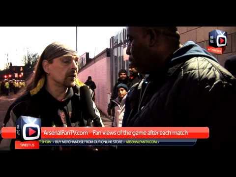 Arsenal Bully Talk - Arsenal 1 Spurs 2 - ArsenalFanTV.com