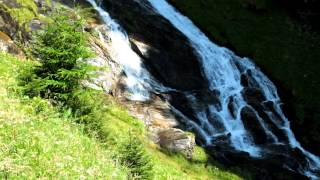 Waterfall (Fallbach) in Koschach, Carinthia - 3rd part