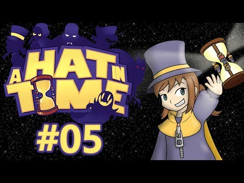 Let's Play A Hat in Time - 05 - Racking up a big fine